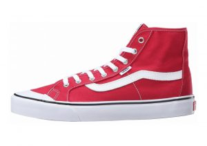 Vans Black Ball Hi SF Crimson