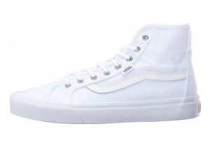 Vans Black Ball Hi SF True White