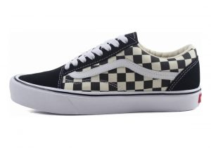 Vans Checkerboard Old Skool Lite Grey