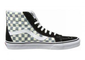 Vans Checkerboard SK8-Hi Reissue Grey
