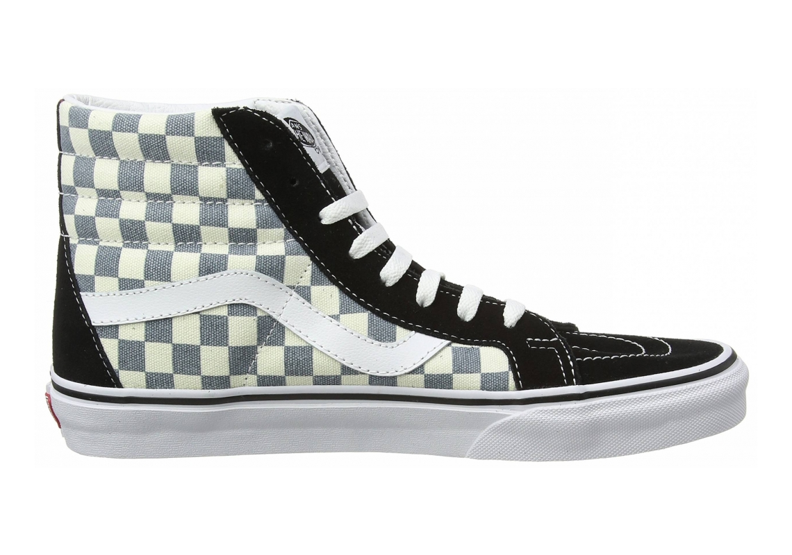 Vans Checkerboard SK8-Hi Reissue Grey