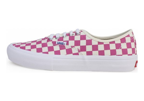 Vans Checkerboard Authentic Pro Pink