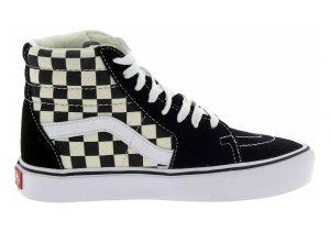 Vans Checkerboard SK8-Hi Grey