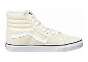 Vans SK8-Hi White