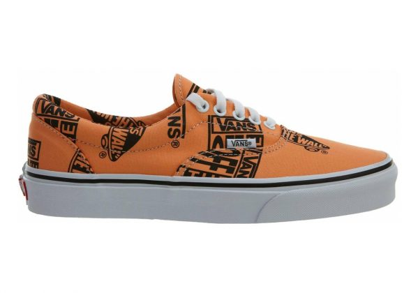 Vans Logo Mix Era Orange/Black
