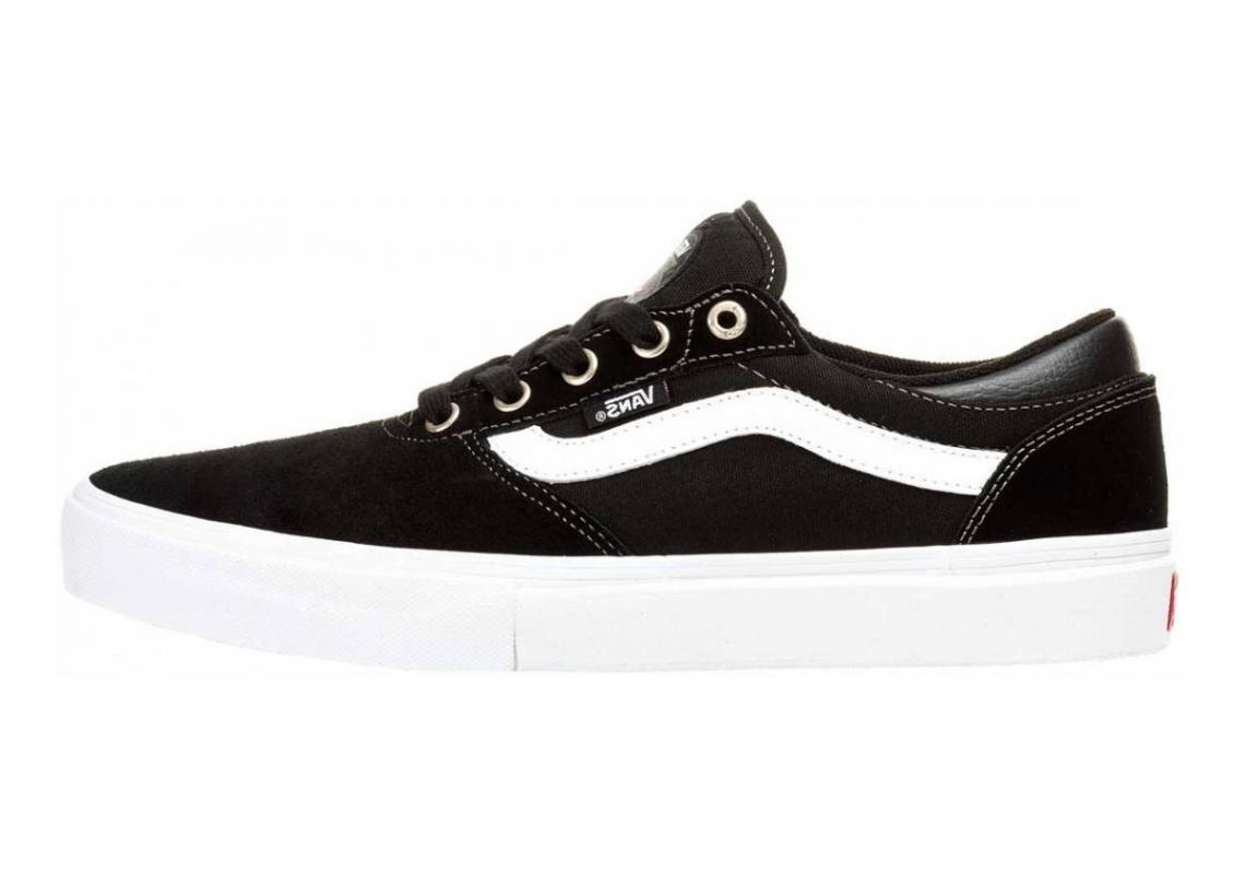 Vans Gilbert Crockett Pro Black/White