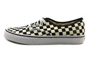 Vans Golden Coast Authentic (Golden Coast) Black/White Checker