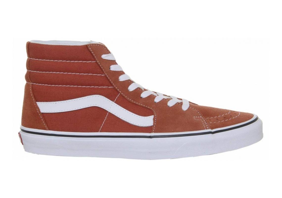 Vans SK8-Hi Orange