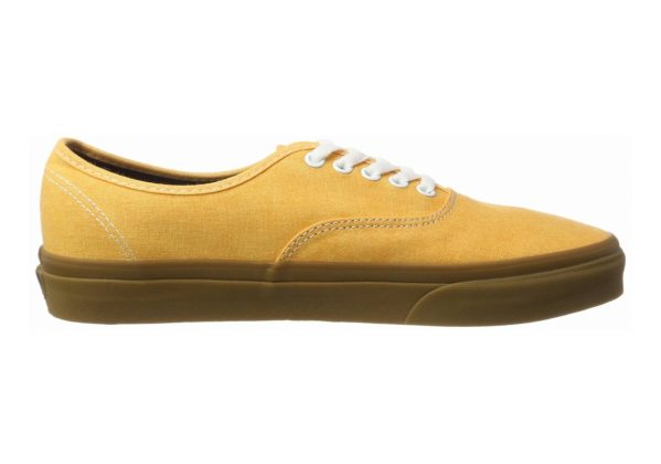 Vans Washed Canvas Authentic Gelb (Washed Canvas)