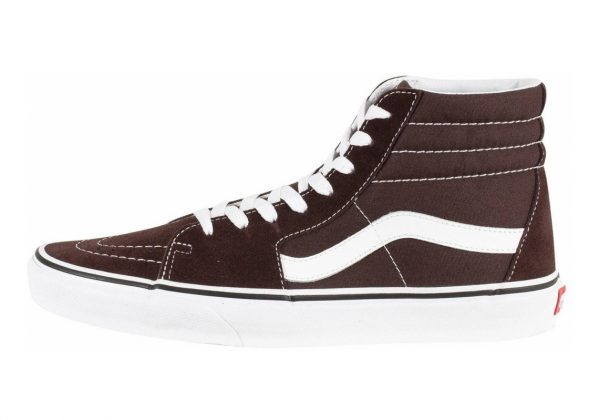 Vans SK8-Hi Chocolate Torte / True White
