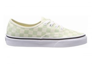Vans Checkerboard Authentic Green
