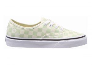 Vans Checkerboard Authentic Green