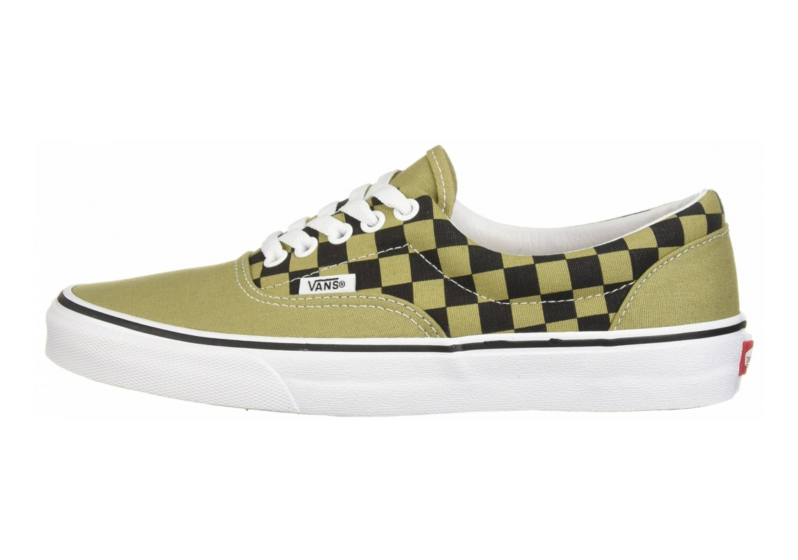 Vans 2-Tone Check Era Green