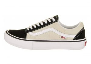 Vans Old Skool Pro Black / Black-white