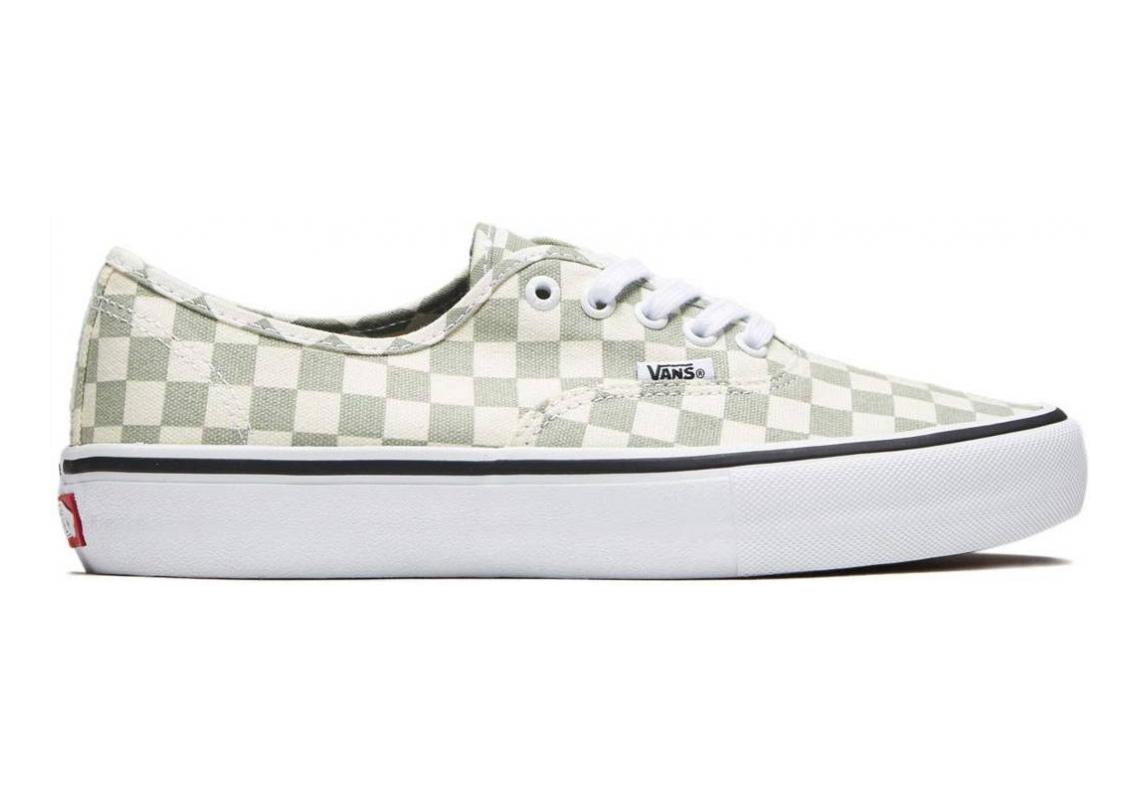 Vans Checkerboard Authentic Pro Desert Sage