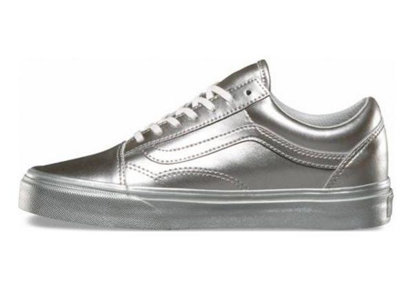 Vans Metallic Old Skool Silver
