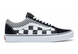 Vans Mix Checker Old Skool Grey