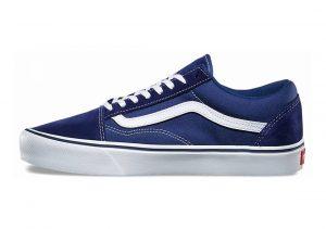 Vans Old Skool Lite Patriot Blue/true White