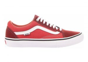 Vans Old Skool Pro Red