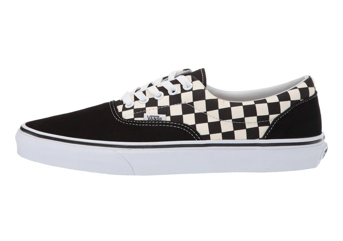 Vans Primary Check Era Marshmallow/Black
