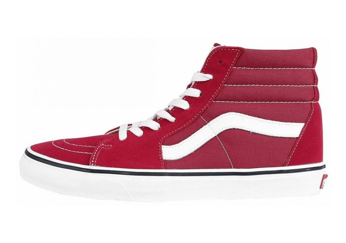Vans SK8-Hi Red