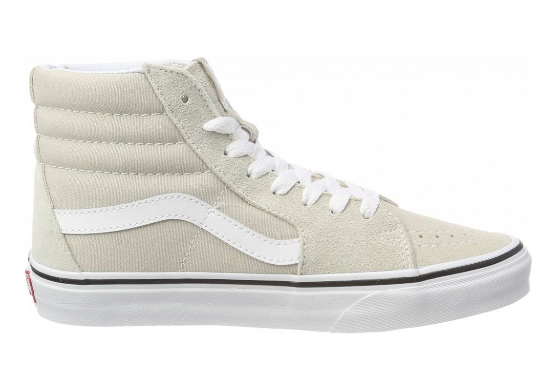 Vans SK8-Hi Beige (Silver Lining/True White Qa3)