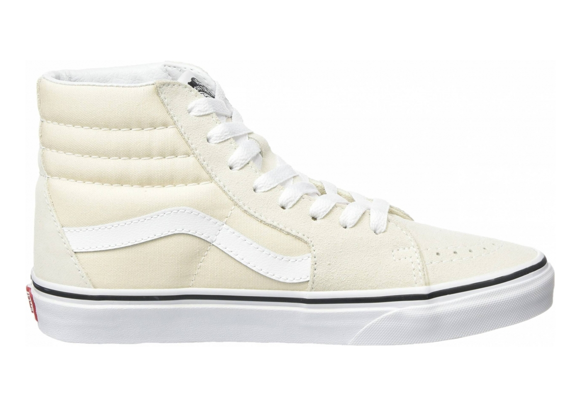 Vans SK8-Hi Birch/True White