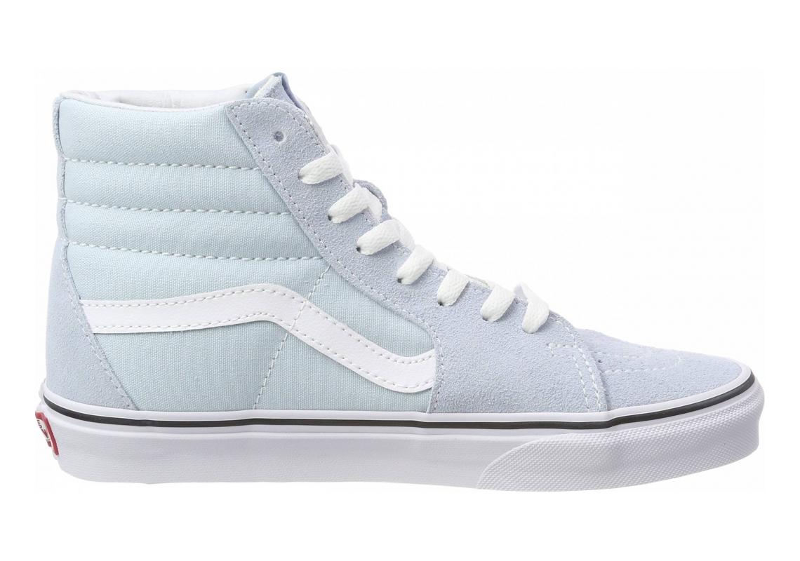 Vans SK8-Hi Blau (Hellblau / Weiß Hellblau / Weiß)