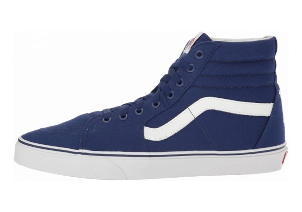 Vans SK8-Hi Blue / True White