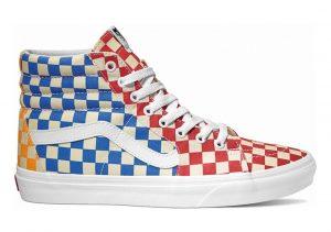 Vans Checkerboard SK8-Hi Multicolour