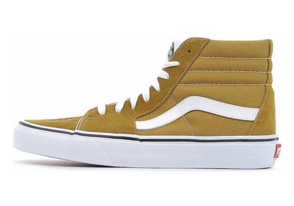 Vans SK8-Hi Cumin / True White