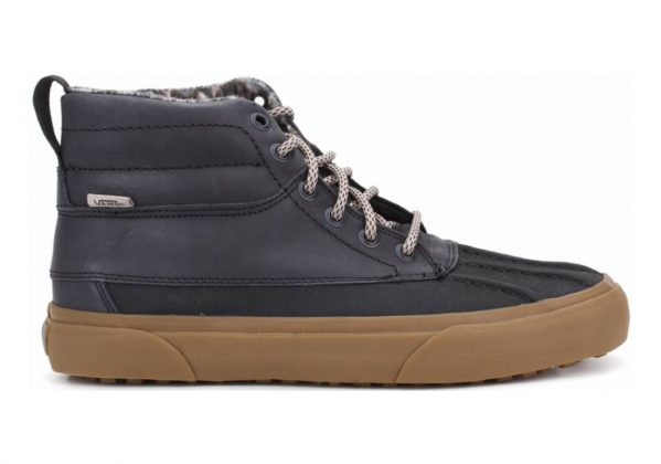 Vans SK8-Hi Del Pato MTE Black/Feather/Gum