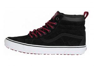 Vans SK8-Hi MTE Black/Beet Red