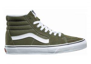 Vans SK8-Hi Green