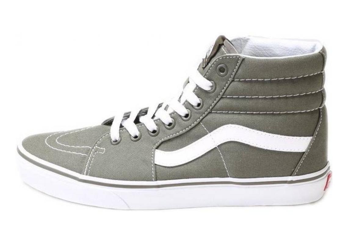 Vans SK8-Hi Grey