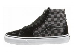 Vans SK8-Hi Core Classics (Checkerboard) Black/Pewter