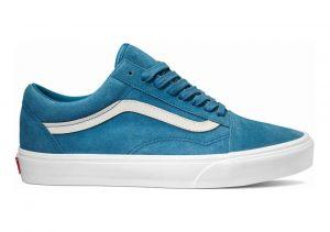 Vans Suede Old Skool Blue Sapphire White