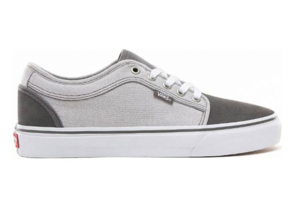 Vans Suiting Chukka Low Grey