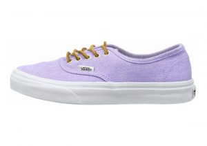Vans Washed Authentic Slim Violett ((Washed Canvas))