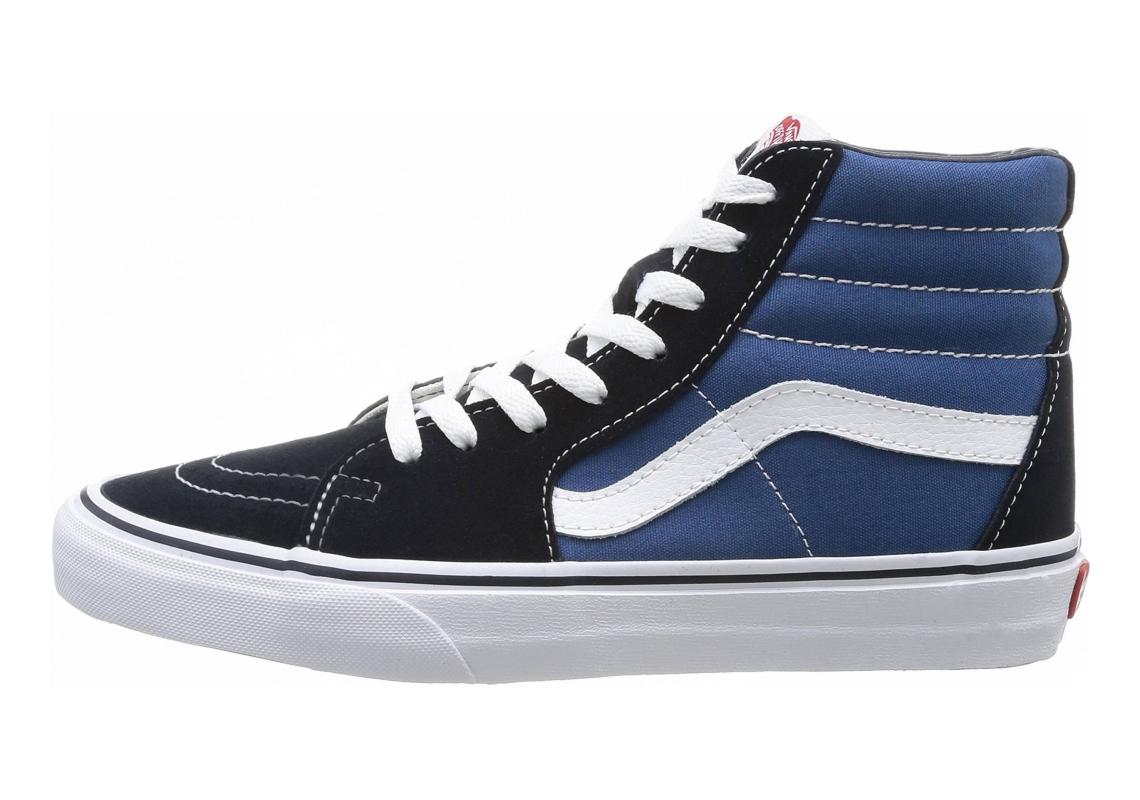 Vans SK8-Hi Blue (Navy/White)