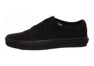 Vans 106 Vulcanized Black/ Black
