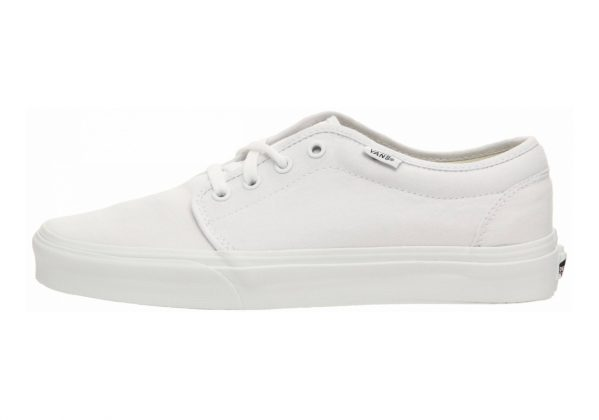 Vans 106 Vulcanized Blanc (True White)