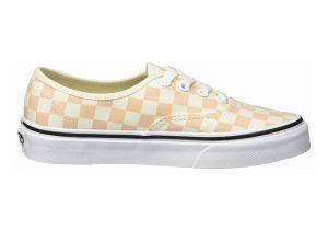 Vans Checkerboard Authentic Beige