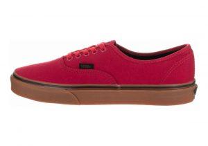 Vans Gum Authentic Red
