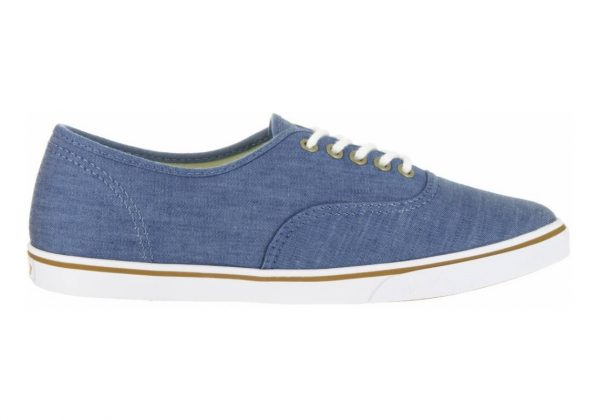 Vans Chambray Authentic Lo Pro Blue