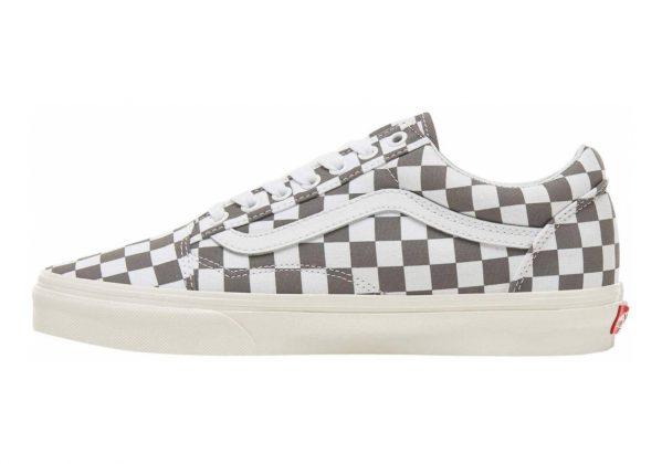 Vans Checkerboard Old Skool Grey