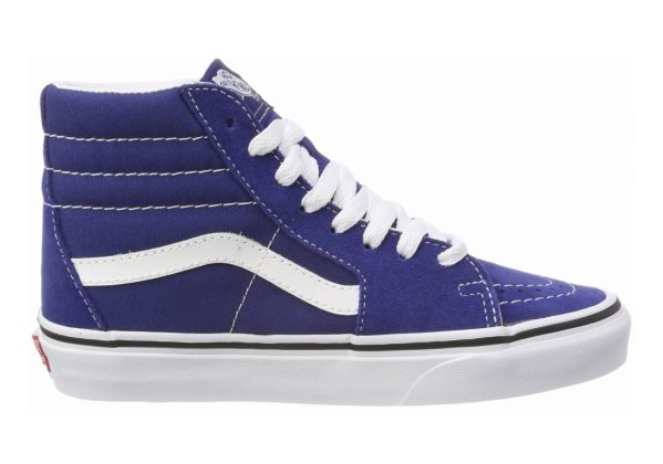 Vans SK8-Hi Blau (Estate Blue/True White Q9w)