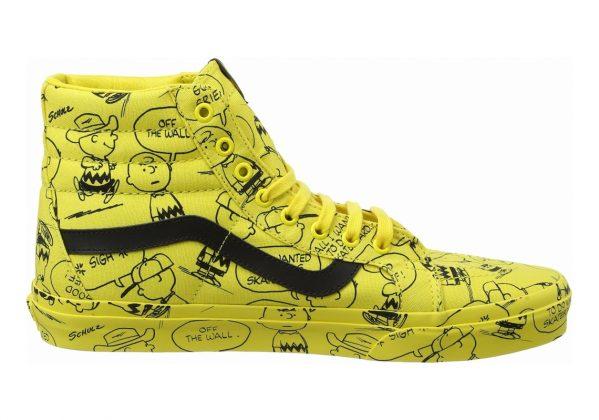 Vans x Peanuts SK8-Hi Reissue Gelb (Peanuts/ Charlie Brown/Maize)