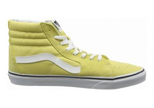 Vans SK8-Hi Yellow