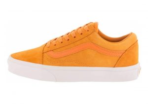 Vans Suede Old Skool Orange